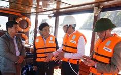 Một du khách Úc tử nạn khi tham quan vịnh Hạ Long