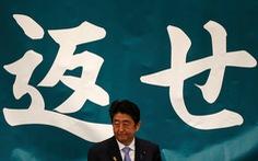 Nhật kêu gọi cách tiếp cận mới cho tranh chấp với Nga