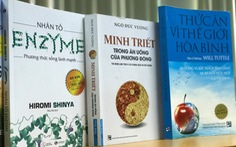 Đọc sách để biết cách ăn lành
