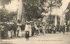 Nguyên tiêu của một Huê kiều dòng họ ở Sài Gòn hơn 200 năm