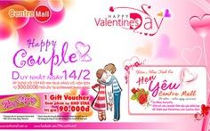 Chương trình khuyến mại tại hệ thống bán lẻ SATRA dịp Valentine 14-2