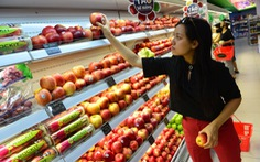 Chi ngàn tỉ nhập trái cây ngoại