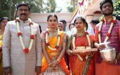 Ấn Độ soạn luật cấm đám cưới xa hoa