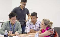 Lao động cấp cao Việt 'nhảy' sang Singapore