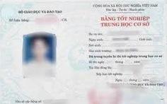 Đề nghị kỷ luật chủ tịch xã dùng bằng THCS tên người khác