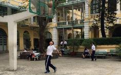 Trường tôi…