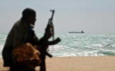 Cướp biển tấn công, bắt7 thuyền viên Việt Nam