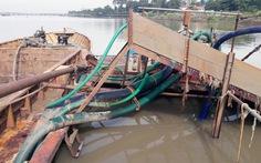 Thừa Thiên - Huế cũng xuất cát sang Singapore giá 1 USD/m3