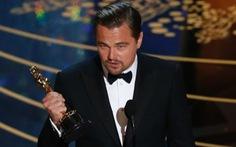 Trước thềm Oscar 2017: Nhớ lại những phát biểu hay nhất Oscar 2016
