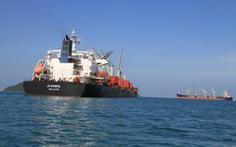 Đường đi cát Việt ra nước ngoài: Tàu chở cát đi đâu?