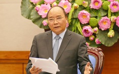 Thủ tướng Nguyễn Xuân Phúc: Quyết liệt 'đòi lại vỉa hè' là tin vui