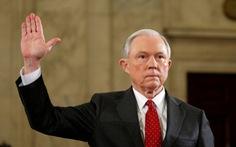 Bộ trưởng Tư pháp Mỹ nói dối về quan hệ với Nga?
