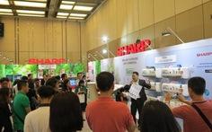 Sharp ra mắt hàng loạt sản phẩm công nghệ cao trong năm 2017