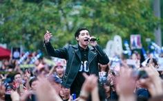 Noo Phước Thịnh, MC Phan Anh... phát động Giờ trái đất 2017