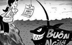 Bình Thuận phá đường dây buôn bán phụ nữ sang Trung Quốc
