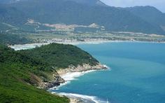 Ngắm biển xanh và đồng xanh ở Ninh Vân