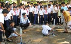 Sân chơi sáng tạo cho thanh thiếu nhi