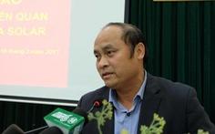 Chủ tịch Bắc Giang nhận trách nhiệm về dự án thiếu báo cáo môi trường