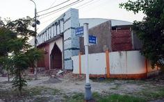 Chủ cụm nhà xây không phép tại Đà Nẵng nhận sai phạm