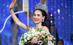 Hoa hậu chuyển giới quốc tế 2016 là người Thái Lan