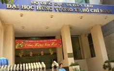 ĐH Hùng Vương TP.HCM được tuyển sinh trở lại