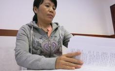 Cô Thu 4 năm đi đòi công lý: 'Có chết cũng phải sạch'