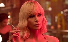Charlize Theron tay không đánh võ trong trailer phim 'Atomic Blonde'
