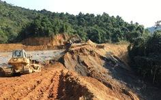 Nghi vấn đê chứa bùn thải bị vỡ vì không đúng thiết kế