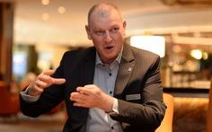 Tổng giám đốc người Úc góp ýnghị quyết Đảng