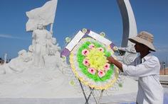 'Vòng tròn bất tử' tại Khu tưởng niệm chiến sĩ Gạc Ma