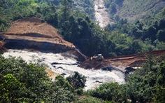 Bộ Tài nguyên-môi trường kiểm tra vụ vỡ đập thải tại Nghệ An