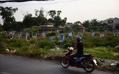 Nghĩa trang Bình Hưng Hòa: Gần 4.500 mộ 'chưa có chủ'