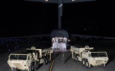 Tên lửa Mỹ triển khai 'chui' ở Hàn Quốc?