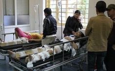 Tai nạn ở Hà Nam: các nạn nhân bất tỉnh sau cú va chạm mạnh