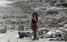 Không kích đền thờ ở bắc Syria, 42 người thiệt mạng