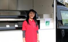 Cô gái đoạt giải khởi nghiệp ở Pháp nhờ món ăn Việt