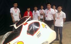 Việt Nam lần thứ 3 vô địch thi xe tiết kiệm nhiên liệu