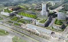 Cuối năm 2017 sẽ xây xong bến xe miền Đông mới