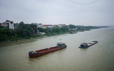 Viện thiết kế Trung Quốc lập quy hoạch hai bờ sông Hồng?