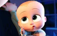 'Đại ca'... quấn tã trong phim hoạt hình mới của DreamWorks