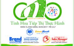 Khoá học Marketing manager - Tinh hoa tiếp thị thực hành - Trường VietnamMarcom