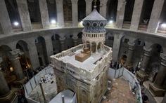 Hầm mộ Chúa Jesus đã được phục chế như thế nào?