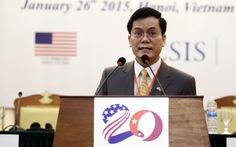 Thứ trưởng Ngoại giao Việt Nam thăm, làm việc tại Hoa Kỳ