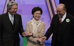 Hong Kong chọn ai làm lãnh đạo mới?