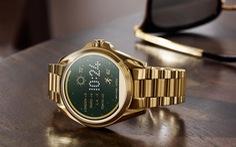 Montblanc, Michael Kors, Guess ra mắt đồng hồ thông minh