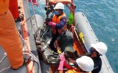 Phát hiện xác thủy thủ thứ 3 trong tàu Hải Thành 26