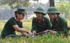 Ngày đầu trong quân ngũ - Kỳ 5: Cô giáo quân trường