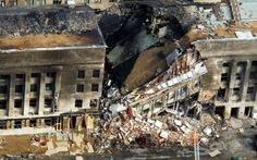 Công bố ảnhhiếmvề Lầu Năm Góc trong vụ 11-9