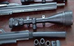 Mua linh kiện chế tạo súng trên Facebook