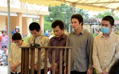 Nhóm cướp tiệm vàng ở Tây Ninh lãnh án